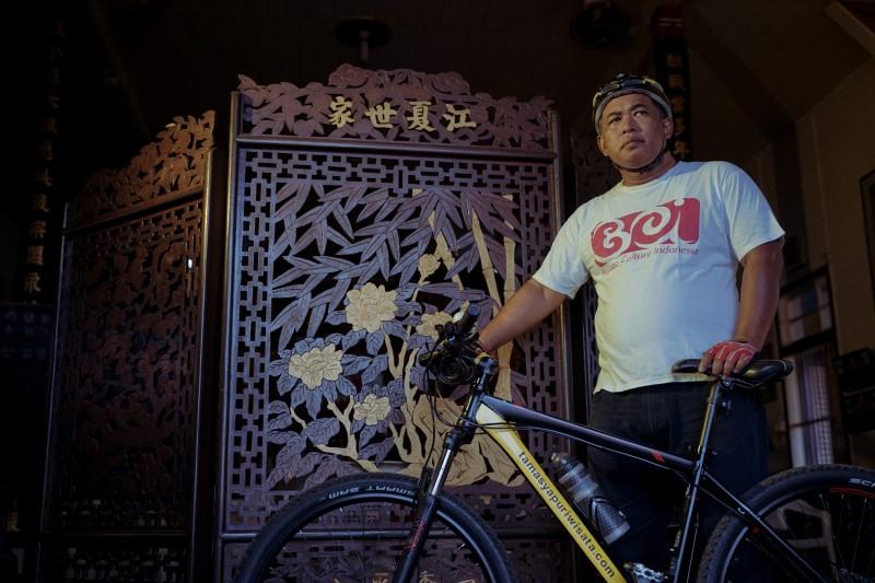 Pontianak City Bike Tour & Rental www.tamasyapuriwisata.com