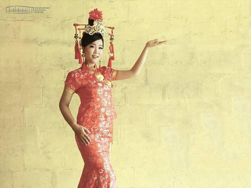 Wanita Tionghoa Singkawang