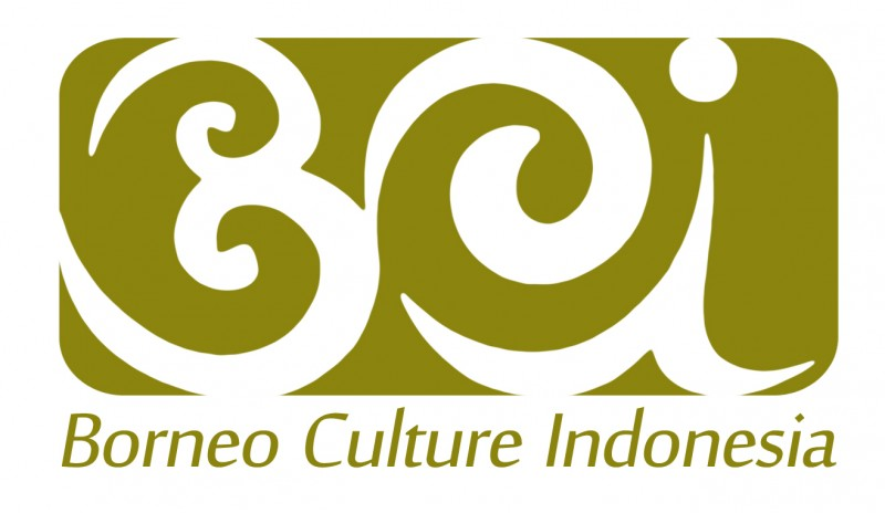 Craft Clothes - Borneo Culture Indonesia