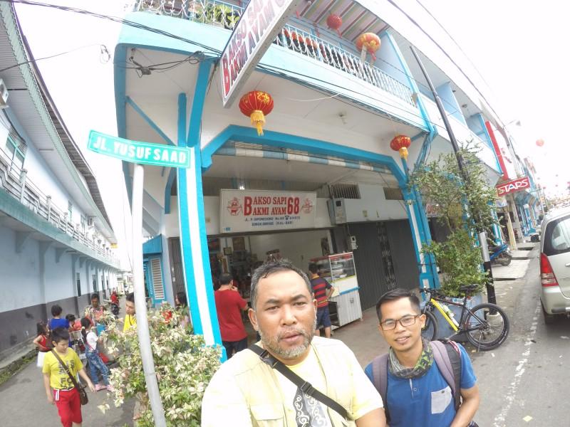 Singkawang on Yusuf Saad Street