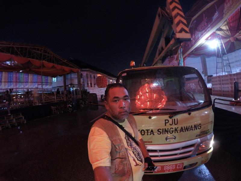 Cap Go Meh Tribun, Setia Budi Street