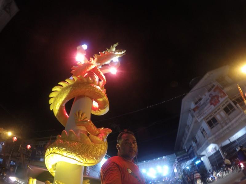 Dragon Monument