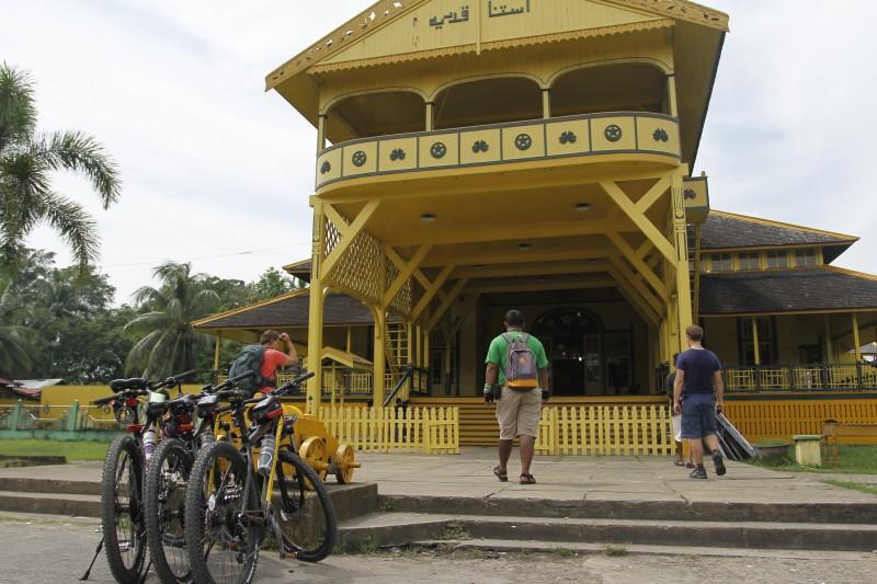 Bike Tour Pontianak by Tamasya Puri Wisata 4