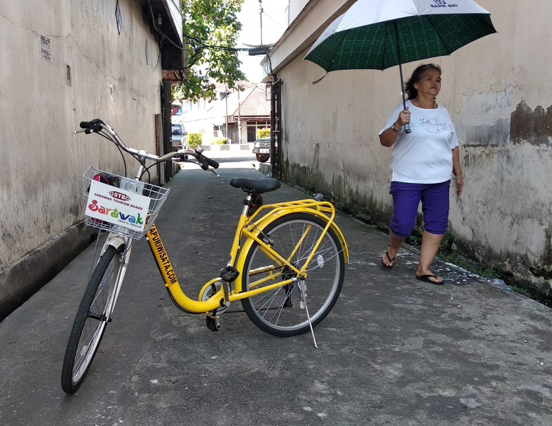 Pedoman / Petunjuk Menjadi Sponsor Sepeda di Pontianak City Bike Tour & Rental.