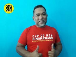 T Shirt Cap Go Meh Singkawang
