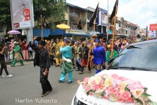 Malay Carnival Anniversary of Pontianak