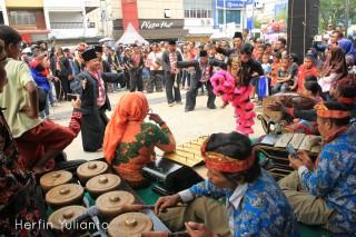 Paguyuban Jawa Timur Meriahkan Ulang Tahun Pontianak _hy