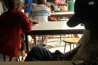 Warung Kopi Interior by Herfin Yulianto Pontianak Street Photo