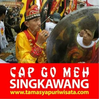Paket Tour Cap Go Meh Singkawang www.tamasyapuriwisata.com