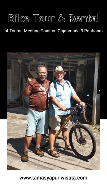 Bike Tour & Rental Pontianak