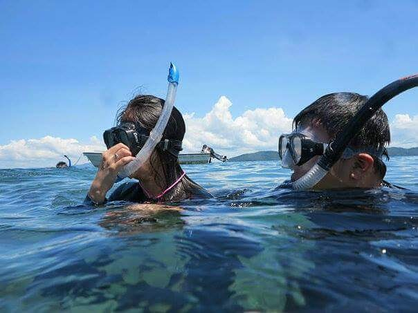 Paket Wisata Desa Snorkeling Pulau Lemukutan