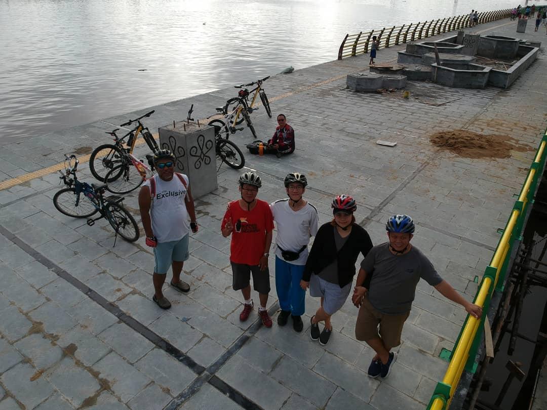 Tour Sepeda & Rental Sepeda Destinasi Unggul Pecinan Pontianak
