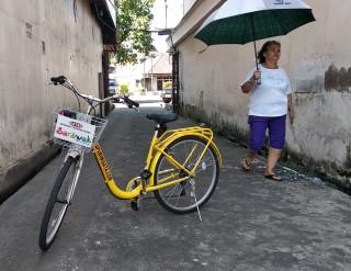 Paket Bicycle Branding di Sepeda Tamasya Puri Wisata
