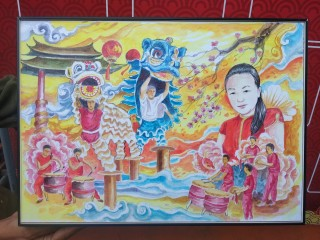 Pecinan Gajahmada 9 – Chinatown Pontianak